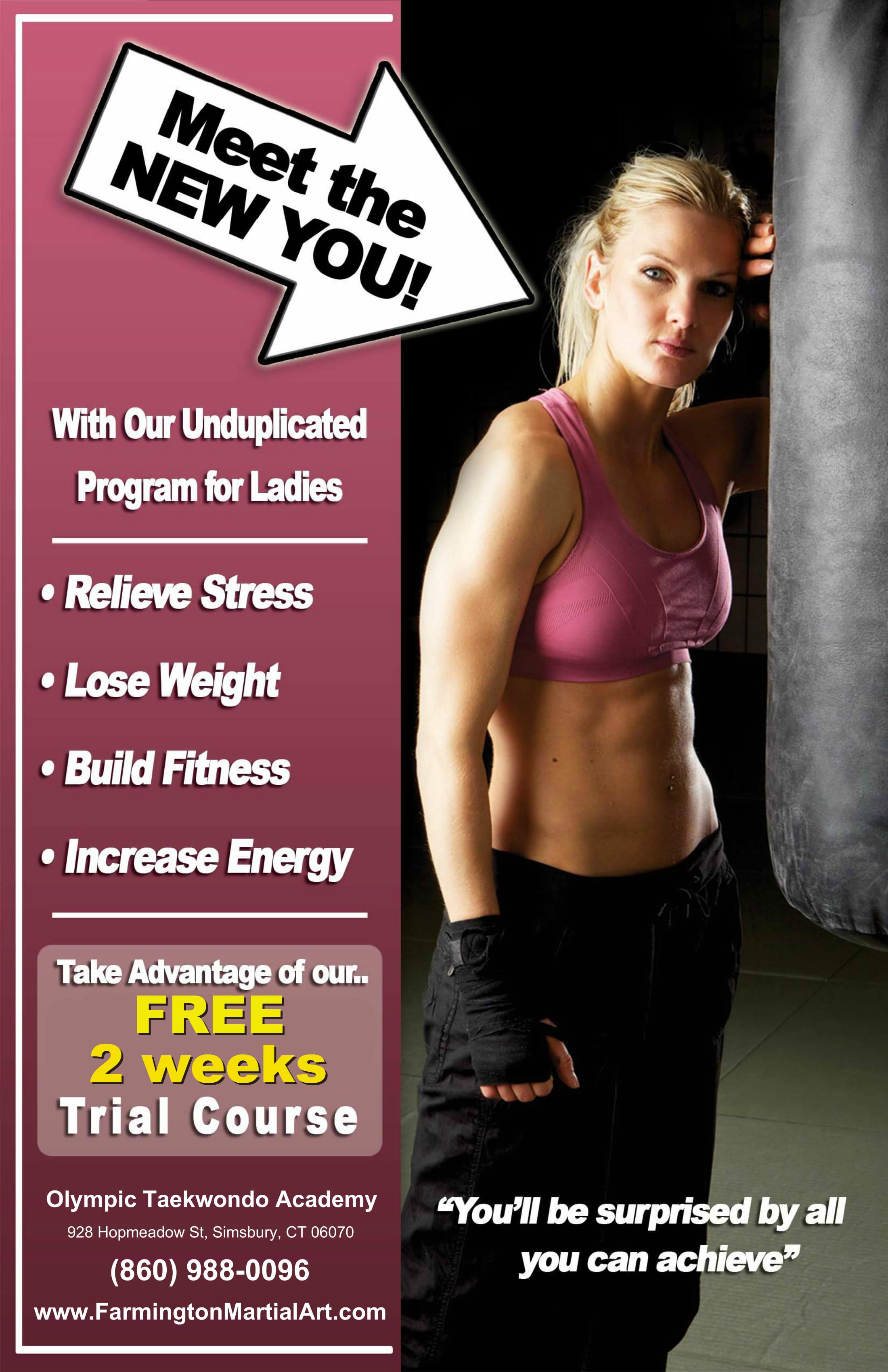 OTA Adult Poster Kick Boxing-1