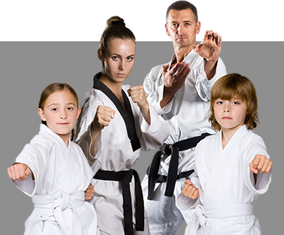 martial arts for family