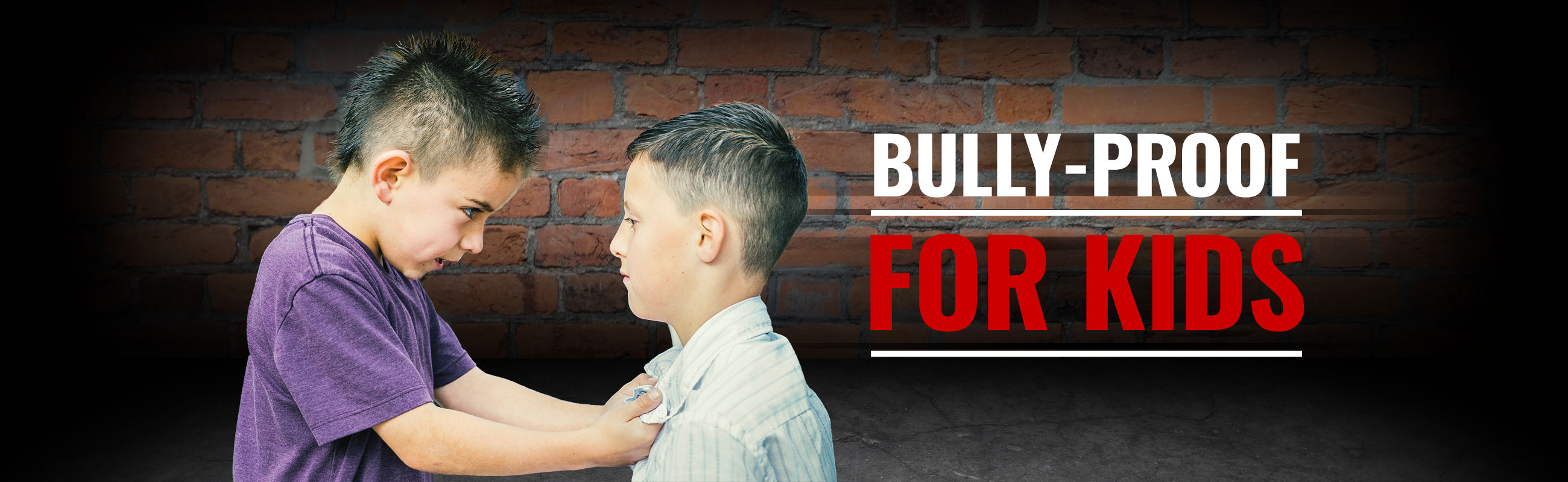 bully proof program