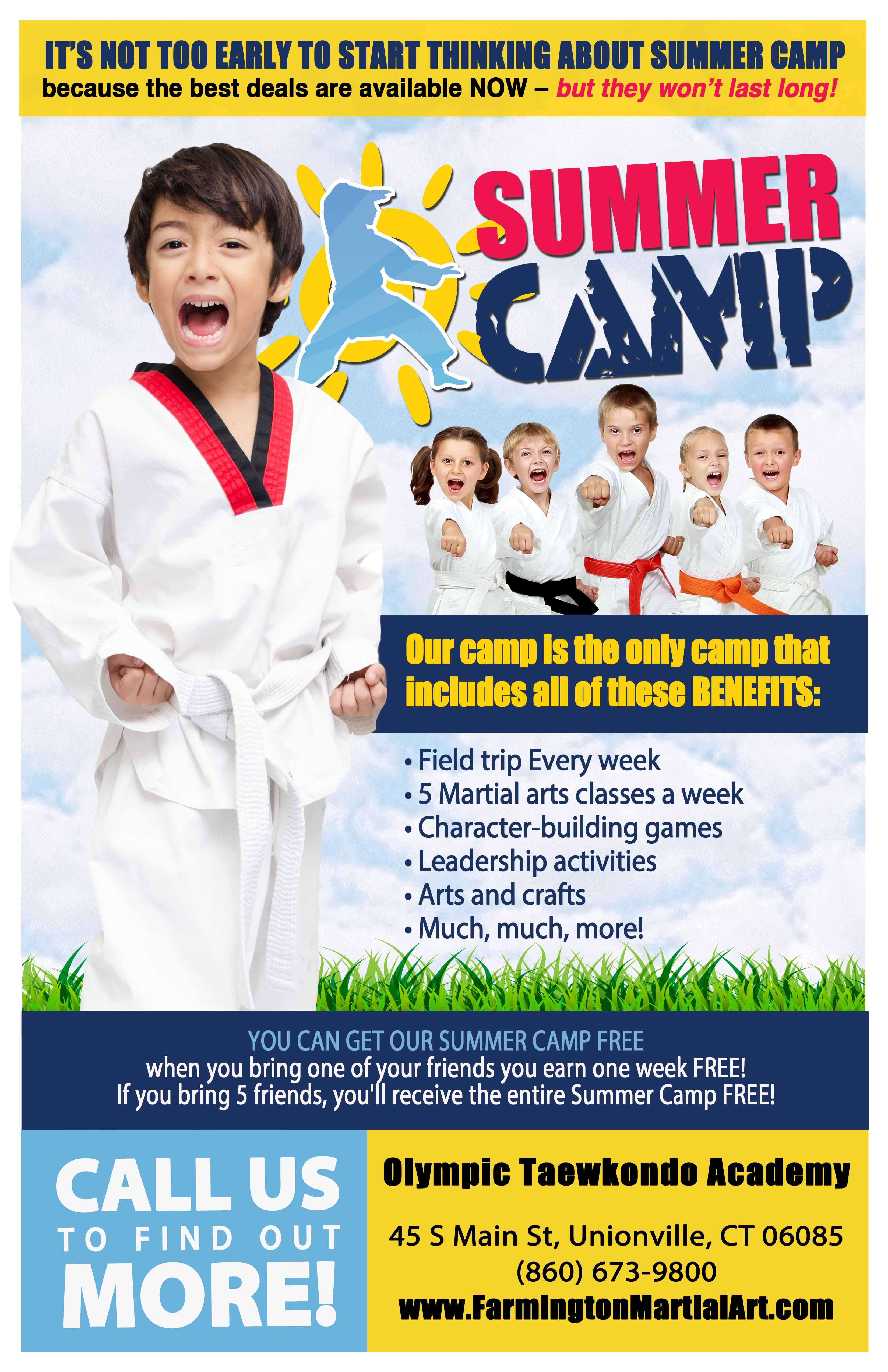 OTA summer camp