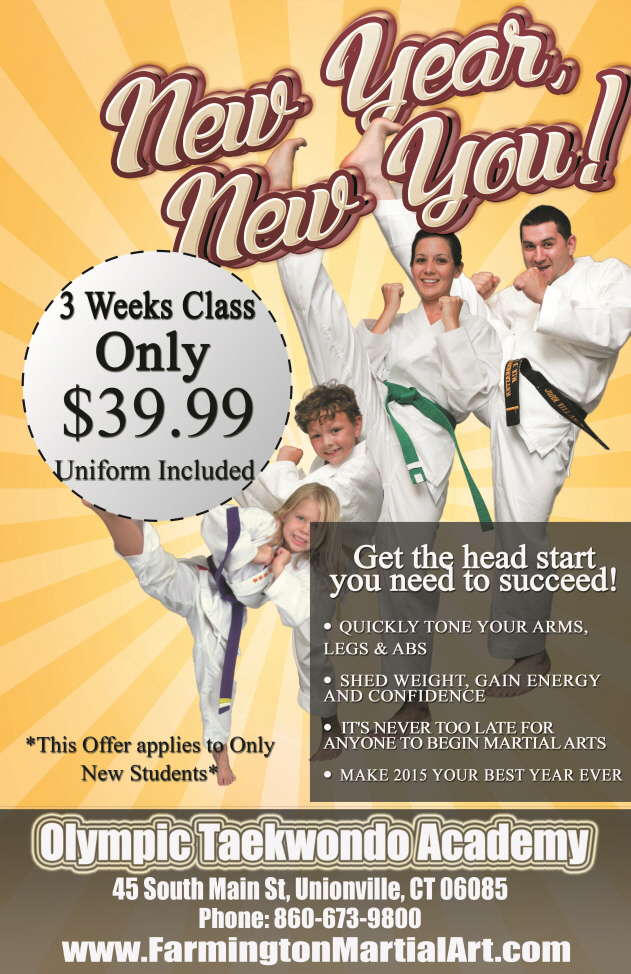 newYou year poster FARMINGTON